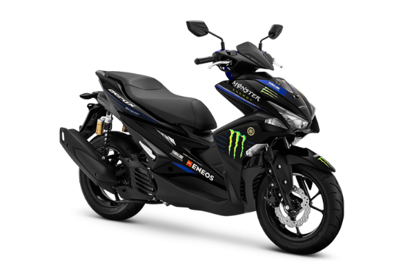 Aerox 155 Monster Energy
